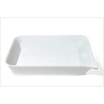 Kahla K-397768-90039 Five Senses large baking dish 37 x 26cm- white