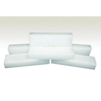 WaxWel 11-1720-6 Paraffin 6 x 1-Lb Blocks Fragrance-Free