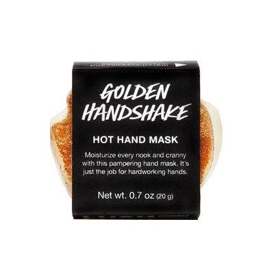 LUSH Golden Handshake Hot Hand Mask