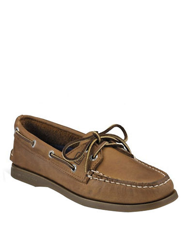 Sperry Top-Sider 8 Sahara A/O Boat Shoes