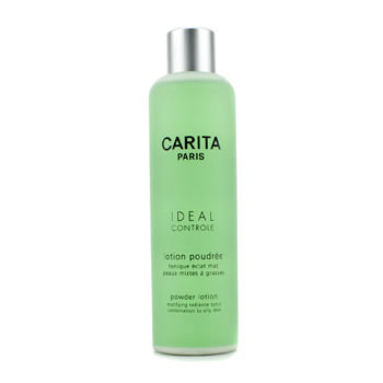Carita Ideal Controle Powder Lotion (Combination to Oily Skin) 200ml/6.7oz