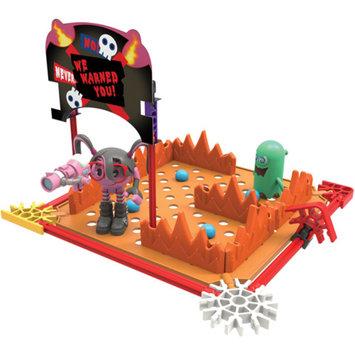 K'nex K'NEX Pac Man Building Set - Cylindria's Netherworld Maze