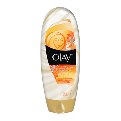 Olay Tone Enriching Ribbons Body Wash