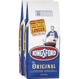 Kingsford 18.6 Lb Charcoal Briquettes 2/Pack (31239)