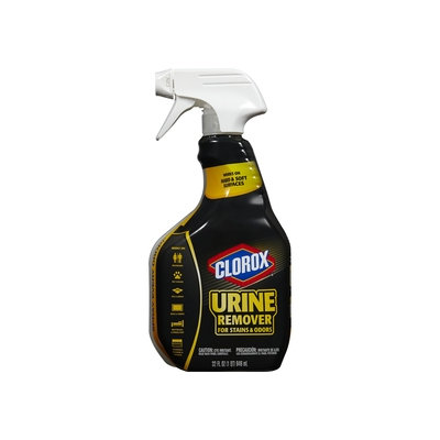 CLOROX COMPANY, THE Clorox Urine Remover for Stains & Odors 32oz