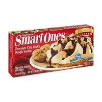 Weight Watchers Smart Ones Signature Sundaes Chocolate Chip Cookie Dough Sundae - 2 CT