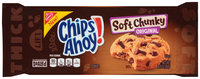 Nabisco Chips Ahoy! Soft Chunky Original Cookies