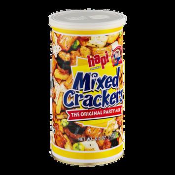 Hapi Snacks Mixed Crackers Party Mix