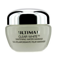 Ultima 04491881601 Clear White Whitening Water Massage - 70ml