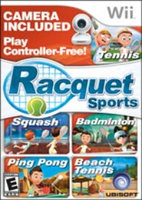 UbiSoft Racquet Sports with Camera