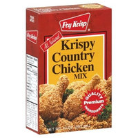 Fry Krisp Krispy Country Chicken Mix, 10-Ounce (Pack of 12)