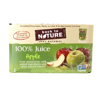 Back to Nature Apple Juice, 48 oz
