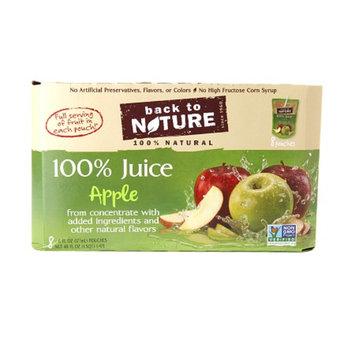 Back to Nature Apple Juice, 48 oz