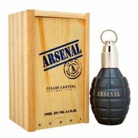 Gilles Cantuel Arsenal Blue Eau de Parfum Spray, 3.4 fl oz