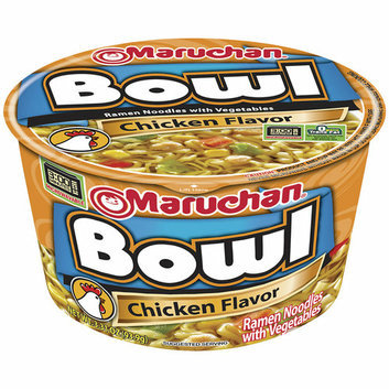 Maruchan Chicken Flavor Ramen Noodles with Vegetables