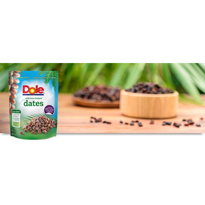 Dole 100% Dates California Chopped