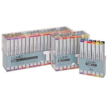 Copic Markers 72 Pen Set No. 3 (C)
