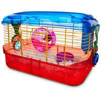 Kaytee CritterTrail Small Animal Habitat Starter Kit, 16 L X 10.5 W X 10 H