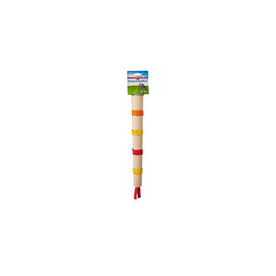 Pets International Forage-N-Play Perch Bird Cage - Size: Medium