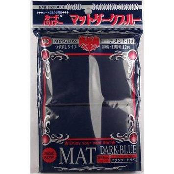 KMC Sleeves S1126 Deck Protectors Matte Blue Pack - 80