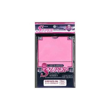 KMC Sleeves S1485 Deck Protectors Pastel Pink Pack - 80Ct