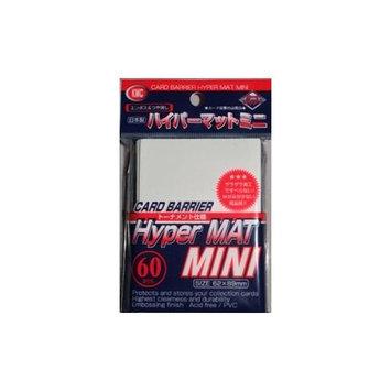 KMC Sleeves MHM1621 Deck Protectors Mini Hyper White Pack - 60