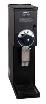 BUNN 22102.0000 Bulk Coffee Grinder,2 Lbs, Black