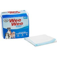 Four Paws Wee-Wee Puppy Pads, 30 count 22 L X 23 W