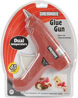 Surebonder SUREBONDER DUAL MELT HIGH/LOW TEMPERATURE GLUE GUN