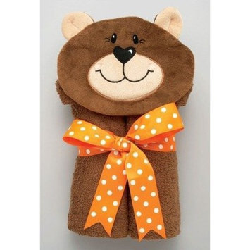 Am Pm Kids Tubby Hooded Towel - Bear