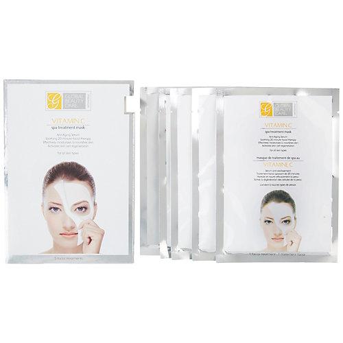 Vitamin C Spa Treatment Masks