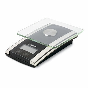 Cuisinart KS-55 WeighMate Digital Kitchen Scale