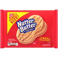 Nabisco Nutter Butter Sandwich Cookies - Real Peanut Butter