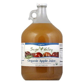 Juice Apple Frsh Prssd Org -Pack of 4