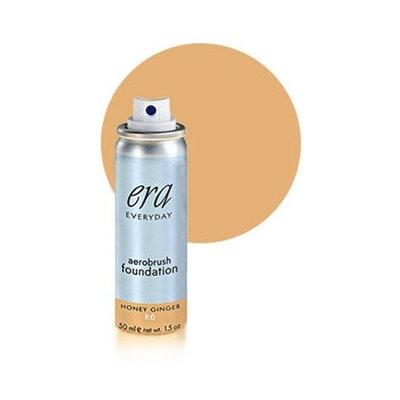 Era Beauty ERA EVERYDAY spray on foundation compact size, R6 Honey Ginger