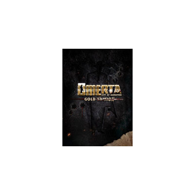 Haemimont Games Omerta: City of Gangsters Gold Edition