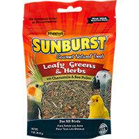 Higgins Pet Food HS32256 Sunburst Treat Greens & Herbs, 1 Oz.