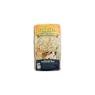 Higgins Sunburst Break-A-Bale Timothy Hay, 35 oz. ()