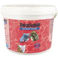 Tetra Usa ATS16622 Cichlid Sticks 6.61lb Bucket