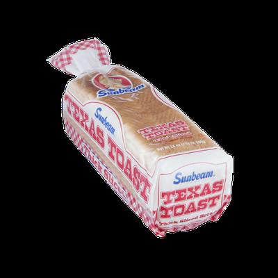 Sunbeam Bread Texas Toast Thick Sliced