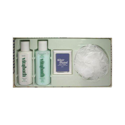 Vitabath Original Spring Green Mini Memories 4 Piece Set