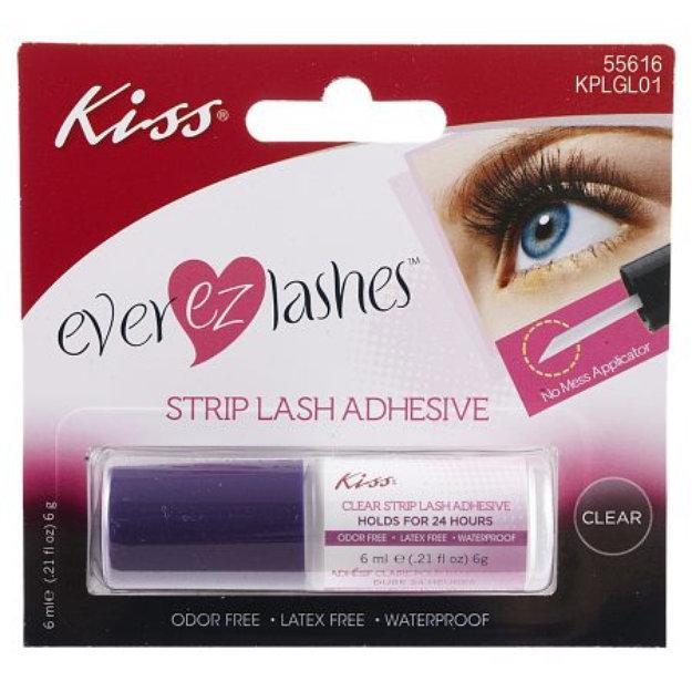 3eea68efcf7 Kiss Strip Eyelash Adhesive Reviews 2019