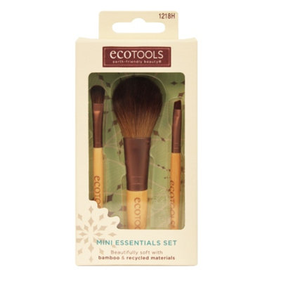 Eco Tools Mini Essentials Brush Set