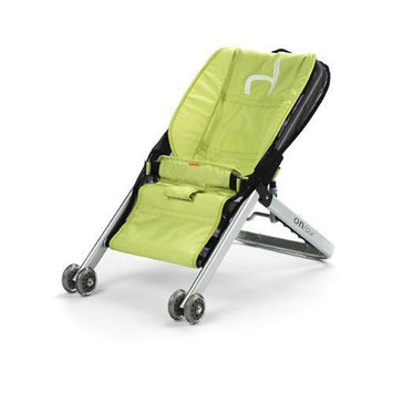 BabyHome Onfour Baby Sitter Activity Seat on Wheels - Lime