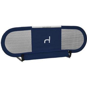 BabyHome Side Bed Rail - Navy - 1 ct.