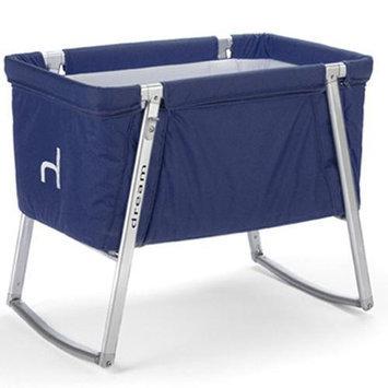 BabyHome Dream Baby Crib In Navy