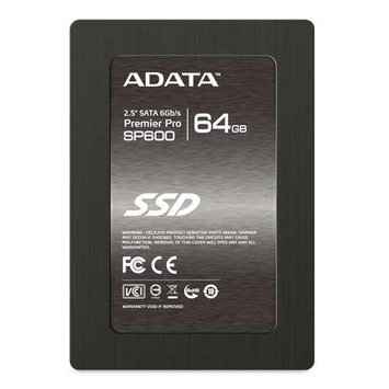 ADATA Premier Pro SP600 (64GB) Solid State Drive