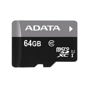 ADATA Premier 64GB MicroSDXC Flash Card