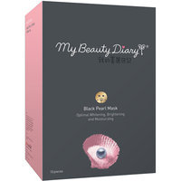 My Beauty Diary Black Pearl Facial Mask, 10 count