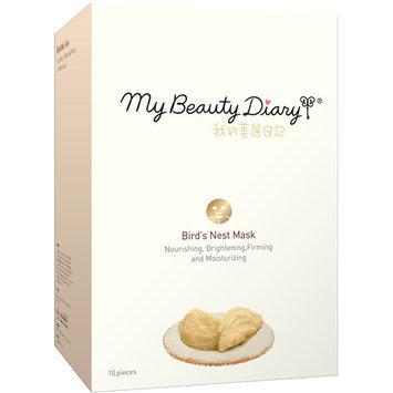 My Beauty Diary Bird's Nest Facial Mask, 10 count